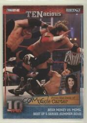 2012 Tristar Tna Tenacious From The Desk Of Dixie Carter Beer Money Vs Mcmg 95