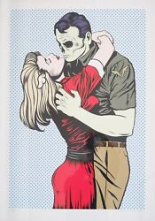 Dface | Love Wonand039t Tear Us Appart | Signed Numbered Print | Sold Out