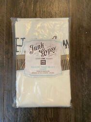 Pb Teen Junk Gypsy Follow Your Heart Set Of 2 Pillow Cases New Discontinued Rare