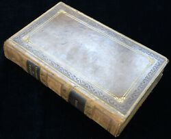 Antique Book-general History Of Quadrupeds-mammals-bewick-1824 Eighth Edition