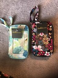 Two Brand New Wristlet Wallets by Nicole's Boutique $15.00