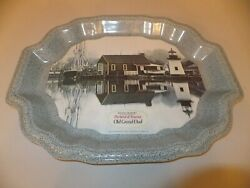 Old Grand-dad - Mystic Seaport - The Spirit Of America Whiskey Tray