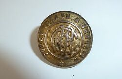 Coney Island And Brooklyn Railroad Set Of 10 Brass Uniform Buttons Rare Late 1800