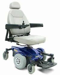 Pride Jazzy Select 6 Powered Wheelchair With Seat Raise