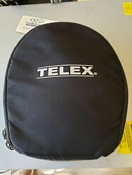 Telex Stratus Heli-xt Anr Aviation Headset Used Excellent Condition