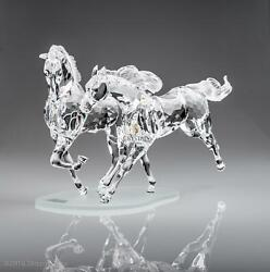 Figurine Numbered Limited Edition 2001 Wild Horses 236720