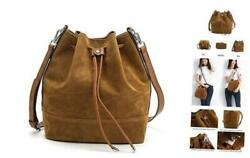 Drawstring Bucket Bags for WomenHobo Handbags and Over the Shoulder Purse with $37.83