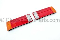 Euro Brand New Taillight And Seal Set L+r For Bmw E30 Early Model And M3 Original