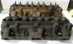 1972 Pontiac Vehicles 455ci 250 Hp V8 Used Cylinder Heads 7m5 Dated A192 And A262