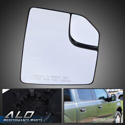 New View Mirror Glass Right Passenger Side Fit For 2015-2018 Ford F-150 Pickup