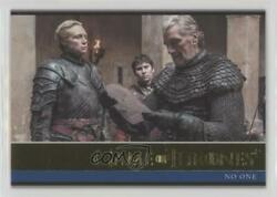 2017 Rittenhouse Game Of Thrones Season 6 Gold 106/150 No One 23 1d3