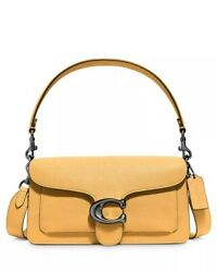 NWT Coach Tabby 26 Bag 73722 Shoulder Yellow Pewter Bag Crossbody $289.00