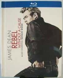Rebel Without A Cause Blu-ray Digibook James Dean, Natalie Wood