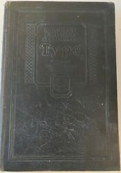 1925 Barnhart Brothers And Spindler Type Faces Catalog 1925 Printing Equipment