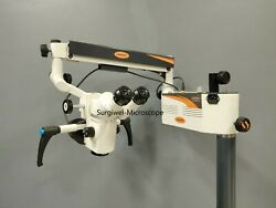 Endodontic Dental Surgery Microscope Without Accessories