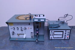 Isco Density Gradient Fraction Collector 640 With Type 6 Optical Unit And Ua-5 Ab