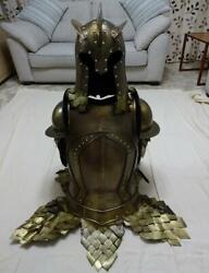 New Game Of Thrones Kingsguard Armour 16g Steel Perfect For Display Stage And Larp