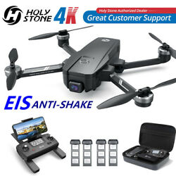 Holy Stone Hs105 Hs720e 4k Eis Camera Gps Rc Drone 5g Wifi Brushless Quadcopters