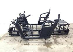 Frame Chassis Ez Reg From 2012 Arctic Cat Prowler 1000 Xtz