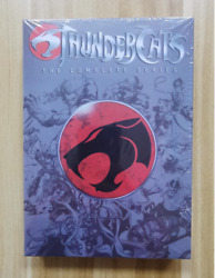 Thundercats The Complete Series Dvd, 12-disc Box Set Brand New