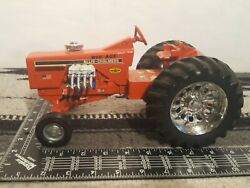Ertl Allis Chalmers Big Ace Puller 1/16 Die-cast Tractor Replica Collectible