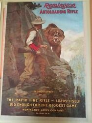 Vintage Remington Arms Wildlife Art Prints Collectible 1970's Hunting Posters