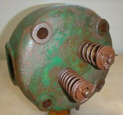 Head For Lauson Hit And Miss Old Gas Engine Nice Shape, Not Broken Or Repaired.
