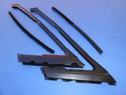 1965-1966-1967-1968 Buick Electra 225 Vent Window Seals-4 Pieces-new