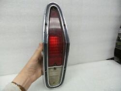Tail Light Station Wgn With Reverse Lamp Vintage Fits 66 Comet 17910