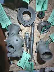 Bell 47 G Tail Rotor Gear Box