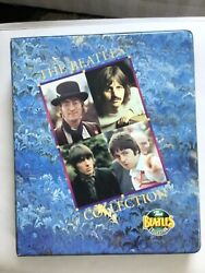 The Beatles Collection 228 Trading Cards In Original Binder The River Group
