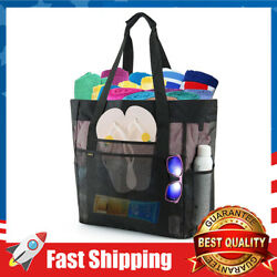 Large Beach Bags and Totes Bag WaterproofHeavy DutyLightweight for Women $23.99