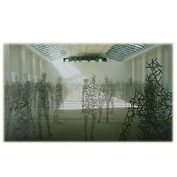 Antony Gormley - Domain Field Hand Signed And Sold Out