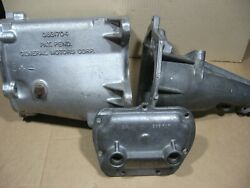 1963 Muncie 4 Speed Main 3831704 Tail Housing 3831731 Side Cover 3831707