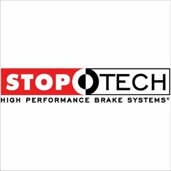 Stoptech Sport Axle Pack Brake Kit Slotted 4 Wheel - 977.47014