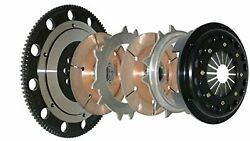 Competition Clutch Twin Disc Ceramic Fits 89-02 Nissan Skyline Rb20/25/26