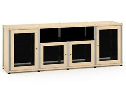 Salamander Designs Synergy Model 347 Maple With Aluminum Posts