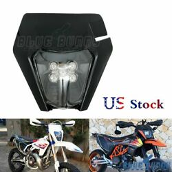 E8 Led Headlight Assembly For Exc Xcf Xcw Te Tc Fe 125 250 300 350 450