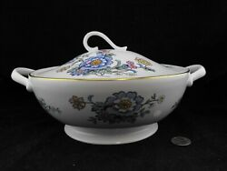 Royal Albert New Romance Hidden Valley Covered Round Serving Bowl With Lid