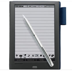 Sharp Electronic Note Wg-pn1 Eink Electronic Paper Display 186a