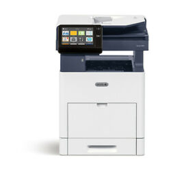 Xerox B605/s Versalink B605 B/w Mfp P/c/s Ltr Lgl Upto 58ppm 2sided Print
