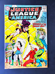 1960s Justice League Of America 23 Dc Comic Book- Nice Solid Copy F/vf