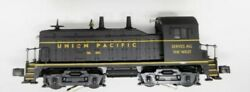 ✅williams Union Pacific Nw2 Switcher Diesel Engine W/ Sound And Lionel Couplers