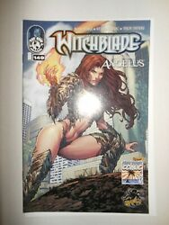 Witchblade 149 In Nm- Or+ Long Beach Comic Con Variant Edition Comikaze