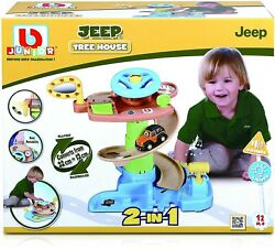 Bb Junior 2-in-1 Jeep Tree House With Lights And Sounds