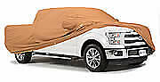 Work Truck Cover 2019-21 Fits Chevrolet Brown Cch18130cb