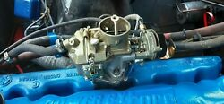 Autolite 1100 Carburetor Automatic Hot Air Choke And03963-and03968 Mustang 200 Cid Engine
