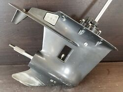 1 Year Wty Johnson Evinrude 1996-2001 20 Lower Unit 25 35 Hp 3 Cylinder Only