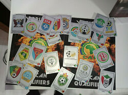 Qatar 2022 Road To World Cup Album 2 Africa 54 Team + 756 Stickers Not Panini