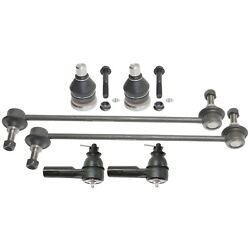 5m6z3a130aa, Zzca32280 New Suspension Kit Front Driver And Passenger Side Lh Rh